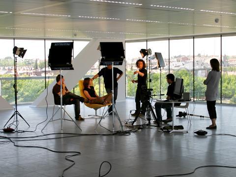 Audiovisual en Pinar de Campoverde