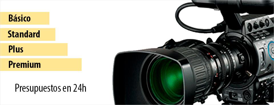 Productora audiovisual en Lorcha